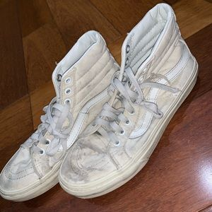 Size 6 hightop vans